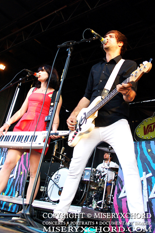 Warped Tour 2008, Chula Vista, California USA