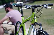 Entry level hardtail mountain bikes