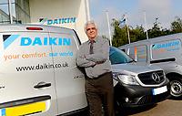 240714 - TomTom / Daikin Air Conditioning. Weybridge, Surrey, UK.