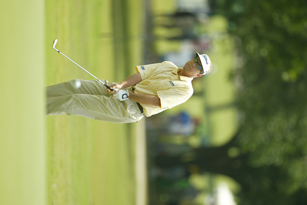 2003 Colonial Invitational..Third Round..Colonial Country Club.Fort Worth, TX..May 24, 2003..Photograph by Darren Carroll