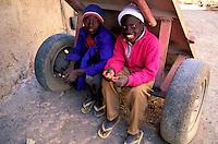 Mali - Djenné - Patrimoine mondial de l'UNESCO