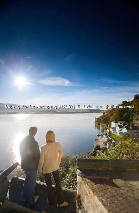 Portmeirion<br /> Autumn / Winter<br /> Llyn Peninsula<br /> North<br /> Couples<br /> Lifestyle