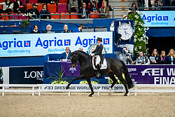 Vilhelmson Silfven Tinne, SWE, Don Auriello<br /> LONGINES FEI World Cup™ Finals Gothenburg 2019<br /> © Hippo Foto - Dirk Caremans<br /> 06/04/2019