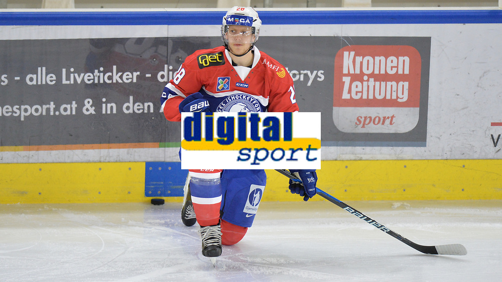 Ishockey<br /> Norge landslag<br /> Turnering november 2017<br /> Foto: Gepa/Digitalsport<br /> NORWAY ONLY<br /> <br /> INNSBRUCK,AUSTRIA,11.NOV.17 - ICE HOCKEY - Oesterreich Cup, international match, Korea vs Norway. Image shows Niklas Roest (NOR). Photo: GEPA pictures/ Amir Beganovic