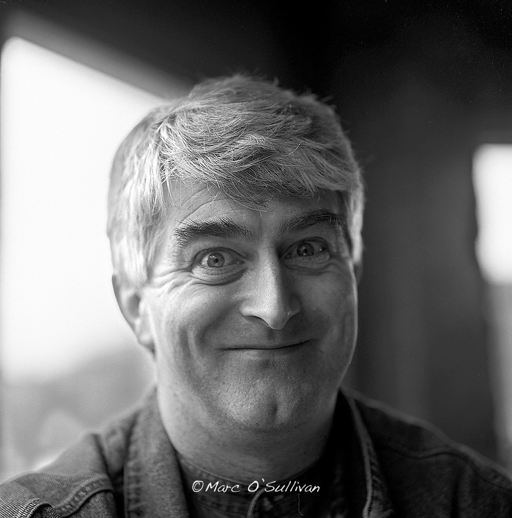 Dermot Morgan Pic:Marc O'Sullivan
