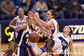 Boise St Basketball W 2007-08 v Utah St