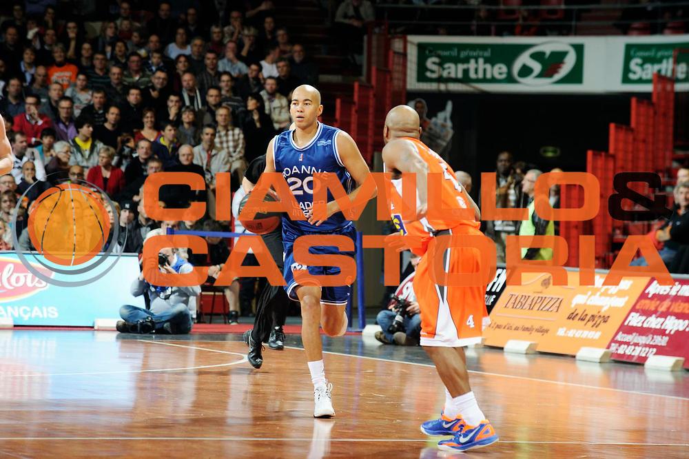 ESCRIZIONE : Championnat de France Pro a Antares Le Mans<br />GIOCATORE : Sangare Yohann<br />SQUADRA : Roanne<br />EVENTO : Pro A <br />GARA : Le Mans Roanne<br />DATA : 2/11/2012<br />CATEGORIA : Basketball France Homme<br />SPORT : Basketball<br />AUTORE : JF Molliere<br />Galleria : France Basket 2012-2013 Action<br />Fotonotizia : Championnat de France Basket Pro A<br />Predefinita :