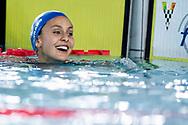 CARRARO Martina ITA Fiamme Azzurre<br /> 50 Rana Donne<br /> Campionato Italiano Assoluto UnipolSai Primaverile di Nuoto 06/04/2019<br /> Nuoto Swimming<br /> <br /> Stadio del Nuoto di Riccione<br /> Photo © Andrea Masini/Deepbluemedia/Insidefoto