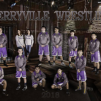 2018 BHS Wrestling Team and Individuals