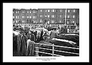 Dublin storfemarked, 1959. Her ser man hvordan livet av i Irland på 1950 tallet. Dette er gaver som.menn over 30 vil være interesserte i.