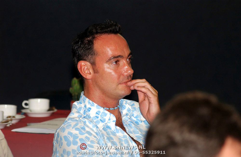 1e Repetitiedag Copacabana Amsterdam, reggiseur Craig Revel Horwood