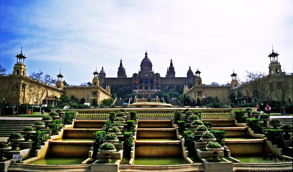 The Museu Nacional d'Art de Catalunya or Palau Nacional is currently the home of the National Art Museum of Catalonia in Barcelona, Spain.