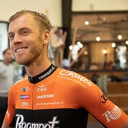 29-11-2018: Wielrennen: Team Roompot Charles: Kamperland <br /> Lars Boom
