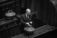 ROMA - 31 GENNAIO 2015: Prima votazione per l'elezione del 12esimo Presidente della Repubblica a Montecitorio, Roma, il 31 gennaio 2015