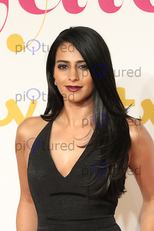 Sair Khan, ITV Gala, The London Palladium, London UK, 19 November 2015, Photo by Richard Goldschmidt
