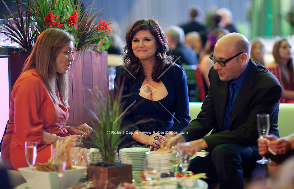 Actress Tiffani Thiessen at the Fragrance Foundation's 39th Annual FiFi Awards...Photo by Robert Caplin.