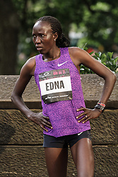 NYRR Oakley Mini 10K for Women: Edna Kiplagat, Nike