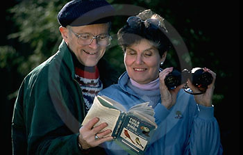 Outdoor recreation, Birdwatching, Senior Citizens, Active Aging,