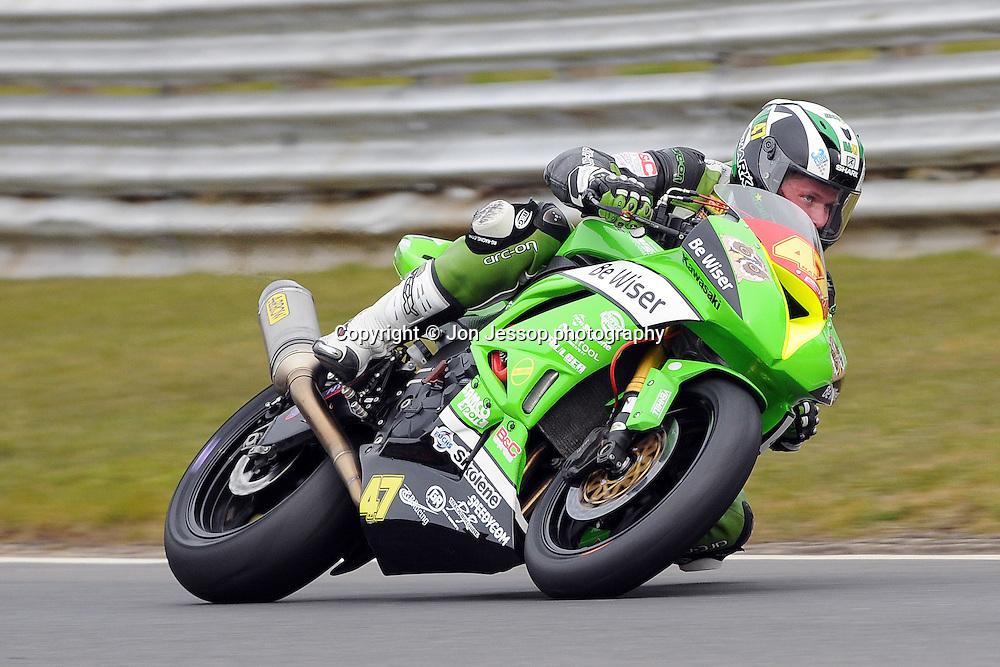 #47 Nick Anderson Be Wiser Kawasaki