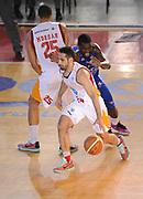 DESCRIZIONE : Roma Lega A 2014-15 <br /> Acea Virtus Roma - Acqua Vitasnella Cantu<br /> GIOCATORE : Jordan Morgan Rok Stipcevic<br /> CATEGORIA : palleggio blocco <br /> SQUADRA : Acea Virtus Roma<br /> EVENTO : Campionato Lega A 2014-2015 <br /> GARA : Acea Virtus Roma - Acqua Vitasnella Cantu<br /> DATA : 10/05/2015<br /> SPORT : Pallacanestro <br /> AUTORE : Agenzia Ciamillo-Castoria/N. Dalla Mura<br /> Galleria : Lega Basket A 2014-2015  <br /> Fotonotizia : Roma Lega A 2014-15 Acea Virtus Roma - Acqua Vitasnella Cantu