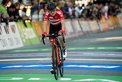 TAZREITER Angelika of Austria during the Women's Elite Road Race a 156.2km race from Kufstein to Innsbruck 582m at the 91st UCI Road World Championships 2018 / RR / RWC / on September 29, 2018 in Innsbruck, Austria. Photo by Vid Ponikvar / Sportida