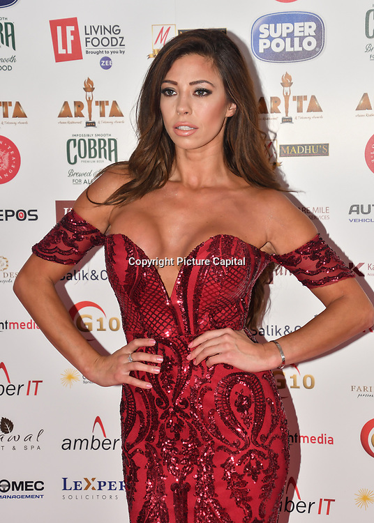 Pascal Craymer attend at Asian Restaurant & Takeaway Awards | ARTA 2018 at InterContinental London - The O2, London, UK. 30 September 2018.