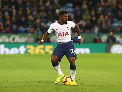 December 8, 2018 - Leicester, England, United Kingdom - Leicester, December 08, 2018.Tottenham Hotspur's Serge Aurier.during the English Premier League match between Leicester City and Tottenham Hotspur at the King Power Stadium in Leicester, Britain, 8 December 2018  (Credit Image: © Action Foto Sport/NurPhoto via ZUMA Press)