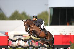 Rivetti, Cassio (UKR), Vivant<br /> Aachen - Europameisterschaften 2015<br /> Springen Finale Teamwertung<br /> © www.sportfotos-lafrentz.de/Stefan Lafrentz