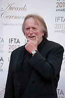 Barry Devlin at the 2017 IFTA Film & Drama Awards at the Round Room of the Mansion House, Dublin,  Ireland Saturday 8th April 2017.