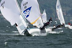 2014 Eurolymp | 470 Men | Day 4