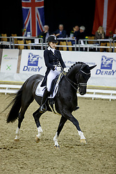 Peper, Svenja (GER), Disneyworld<br /> Oldenburg - Agravis Cup 2015<br /> Grand Prix de Dressage<br /> www.sportfotos-lafrentz.de