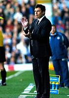 Photo: Gareth Davies.<br />Fulham v Reading. The Barclays Premiership. 25/11/2006.<br />Fulham manager Chris Coleman
