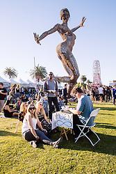 Treasure Island Music Festival - Ambient - Art - Food - 10/18/2014