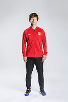 **EXCLUSIVE**Portrait of Chinese soccer player Yin Hongbo of Hebei China Fortune F.C. for the 2018 Chinese Football Association Super League, in Marbella, Spain, 26 January 2018.