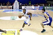 DESCRIZIONE : Capo dOrlando Lega A 2014-15 Orlandina UPEA Basket Acqua Vitasnella Cantu  <br /> GIOCATORE :  Dominique Archie<br /> CATEGORIA :  Penetrazione Palleggio<br /> SQUADRA : Orlandina UPEA Basket Acqua Vitasnella Cantu  <br /> EVENTO : Campionato Lega A 2014-2015 <br /> GARA : Orlandina UPEA Basket Acqua Vitasnella Cantu  <br /> DATA : 14/12/2014<br /> SPORT : Pallacanestro <br /> AUTORE : Agenzia Ciamillo-Castoria/G. Pappalardo <br /> Galleria : Lega Basket A 2014-2015 <br /> Fotonotizia : Capo dOrlando Lega A 2014-15 Orlandina UPEA Basket Acqua Vitasnella Cantu