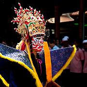 Celestial Officer, Taitian Temple of Nankunshen, Kun Chiang Village, Beimen Township, Tainan County, Taiwan