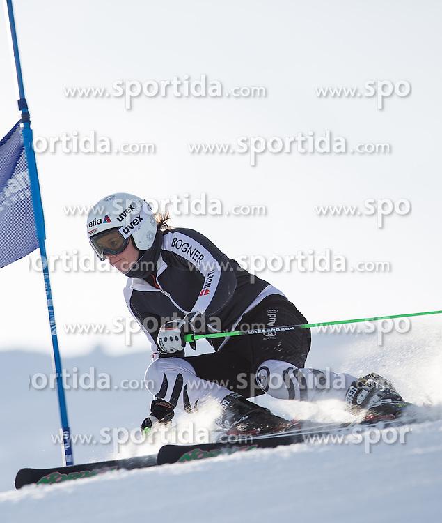 19.10.2012, Rettenbachferner, Soelden, AUT, DSV, Training, im Bild Viktoria Rebensburg (GER) // Viktoria Rebensburg of Germany during a practice session of the German Ski Team 'DSV' at Rettenbachferner in Soelden, Austria on 2012/10/19. EXPA Pictures © 2012, PhotoCredit: EXPA/ J. Groder