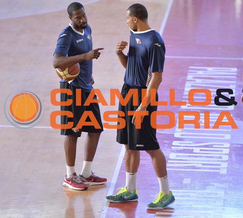 DESCRIZIONE : Media day Acea Virtus Roma<br /> GIOCATORE : Kyle Gibson <br /> CATEGORIA : curiosit&agrave;<br /> SQUADRA : Acea Virtus Roma<br /> EVENTO : Pre Campionato Lega serie A 2014/2015<br /> GARA : allenamento<br /> DATA : 26/08/2014<br /> SPORT : Pallacanestro<br /> AUTORE : Agenzia Ciamillo-Castoria/M. Greco<br /> Galleria : Pre Campionato Lega serie A 2014/2015<br /> Fotonotizia : Media day Acea Virtus Roma<br /> Predefinita :