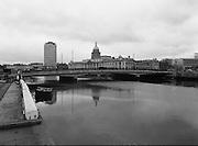New Bridge over Liffey 14/01/1978