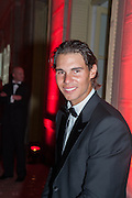 RAFA NADAL, Vanity Fair Person of the year. Italian Consulate. Madrid. 17 September 2012.