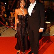Miljonairfair 2004, Esther Oosterbeek en vriend Walter van den Berg