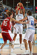 DESCRIZIONE : Chieti Qualificazione Eurobasket Women 2009 Italia Turchia <br /> GIOCATORE : Zanon<br /> SQUADRA : Nazionale Italia Donne <br /> EVENTO : Raduno Collegiale Nazionale Femminile<br /> GARA : Italia Turchia Italy Turkey <br /> DATA : 27/08/2008 <br /> CATEGORIA : tiro <br /> SPORT : Pallacanestro <br /> AUTORE : Agenzia Ciamillo-Castoria/M.Marchi <br /> Galleria : Fip Nazionali 2008 <br /> Fotonotizia : Chieti Qualificazione Eurobasket Women 2009 Italia Turchia <br /> Predefinita : si