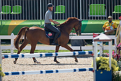Beerbaum Ludger, GER, Casello<br /> Olympic Games Rio 2016<br /> © Hippo Foto - Dirk Caremans<br /> 13/08/16