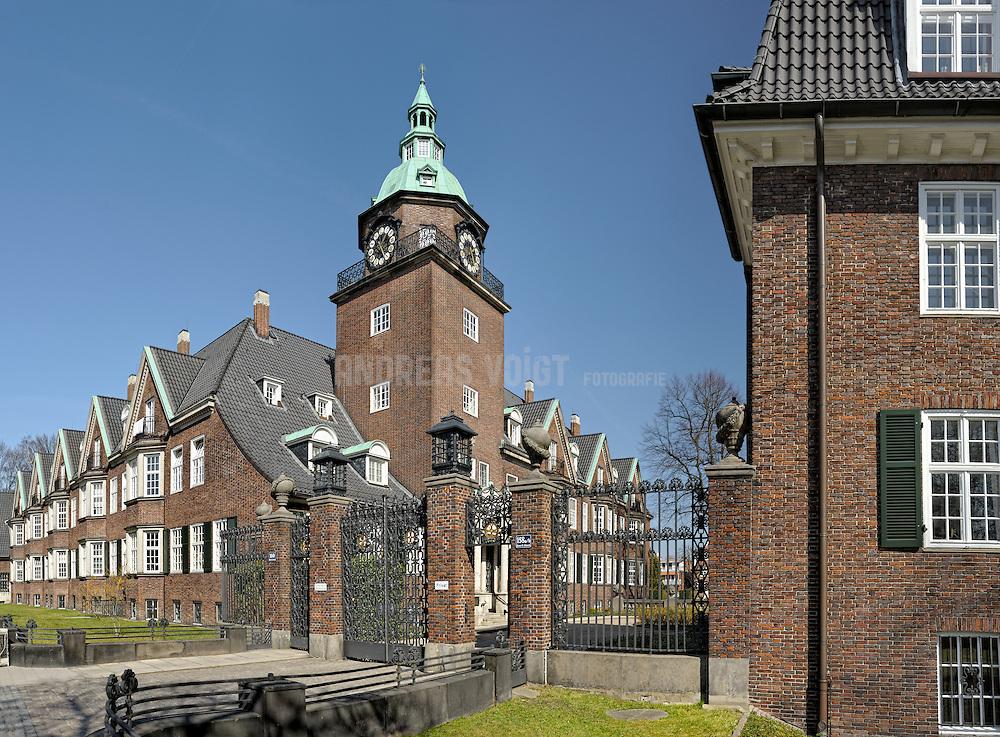 Kloster St. Johannis Evangelisches Damenstift in Hamburg Eppendorf