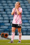 Erin CUTHBERT (Chelsea FCW (ENG)) of Scotland during the International Friendly match between Scotland Women and Jamaica Women at Hampden Park, Glasgow, United Kingdom on 28 May 2019.