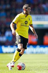 Jordan Veretout of Aston Villa - Mandatory by-line: Jason Brown/JMP - Mobile 07966 386802 08/08/2015 - FOOTBALL - Bournemouth, Vitality Stadium - AFC Bournemouth v Aston Villa - Barclays Premier League - Season opener