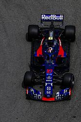 May 24, 2018 - Montecarlo, Monaco - 10 Pierre Gasly from France with Scuderia Toro Rosso Honda STR13 during the Monaco Formula One Grand Prix  at Monaco on 24th of May, 2018 in Montecarlo, Monaco. (Credit Image: © Xavier Bonilla/NurPhoto via ZUMA Press)