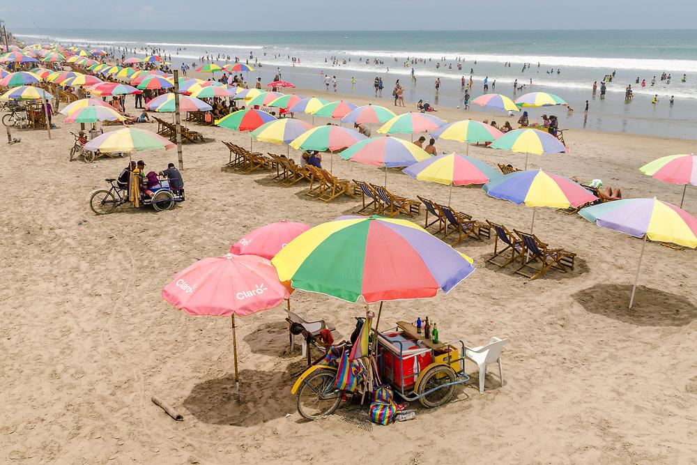 Montanita Ecuador Beach