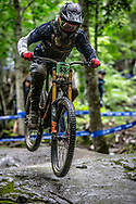 GAREIS Zach (USA) at the Mountain Bike World Championships in Mont-Sainte-Anne, Canada.
