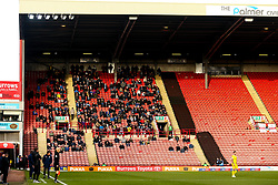 Bristol Rovers fans at Barnsley - Mandatory by-line: Robbie Stephenson/JMP - 27/10/2018 - FOOTBALL - Oakwell Stadium - Barnsley, England - Barnsley v Bristol Rovers - Sky Bet League One